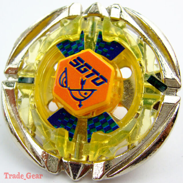 Flame SAGITTARIO Beyblade Single Metal Fusion Fight Masters BB-35 NEW RARE