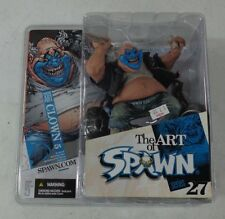 2005 McFarlane Toys The Art of Spawn Clown 5 Series 27 Action Figure