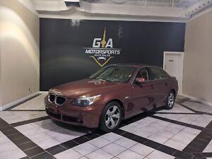 2006 BMW Série 5 530i