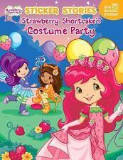 Strawberry Shortcake's Costume Party - LikeNew  - Paperback