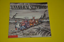 Unnatural Selections  A Far Side Collection  1992 by Gary Larson Mint
