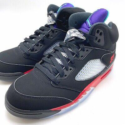 Details about Nike Air Jordan 5 Retro Top 3 Men's Shoes Neutral Grey CZ1786-001 Men's sz 7-15