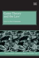 Game Theory and the Law (Economic Approaches to Law), , , Very Good, 2008-01-08,