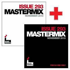 Mastermix Issue 293 Twin DJ CD Set Mixes ft Back To The 60's Beatclub Megamix