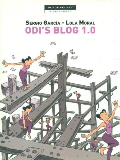 ODI'S BLOG 1.0  SERGIO GARCIA - LOLA MORAL BLACK VELVET 2009 PICK POCKET