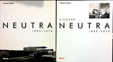 RICHARD NEUTRA 1892-1970 DI THOMAS S. HINES