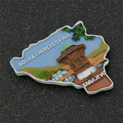 Various Style Refrigerator Fridge Magnet Toys Kitchen Travel Souvenir Sticker