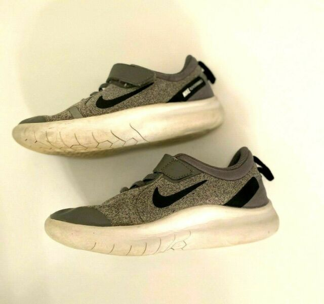 Gray Athletic Shoes Boys Size 12c