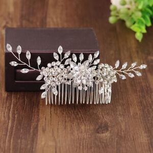 Crystal Da Sposa Accessori Per Capelli Fascia da sposa vintage cristallo