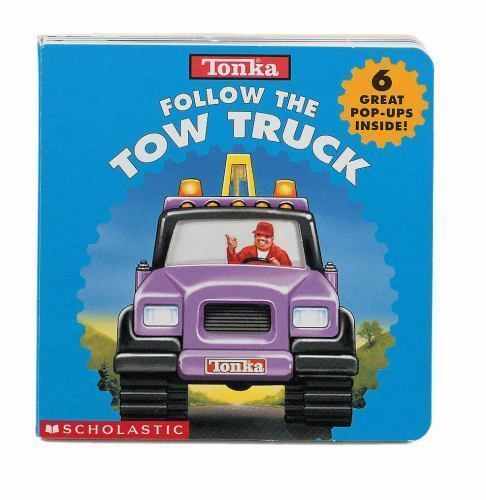 Follow the Tow Truck by Gina Shaw; Patricia Relf