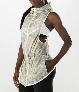 de30439109f5 Authentic Women s Nike Tech Hyperfuse Hooded Vest MEDIUM Sug. Retail ...