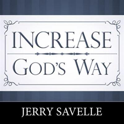 Increase God S Way 3 Cd Teaching Jerry Savelle EBay