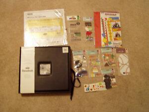 Burnes Of Boston Scrapbook Album Supplies 13208298308 Ebay