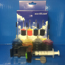 CANON PIXMA ip1900 ip2200 ip2500 ip2600 MP140 PRINTER INK CARTRIDGE REFILL KIT