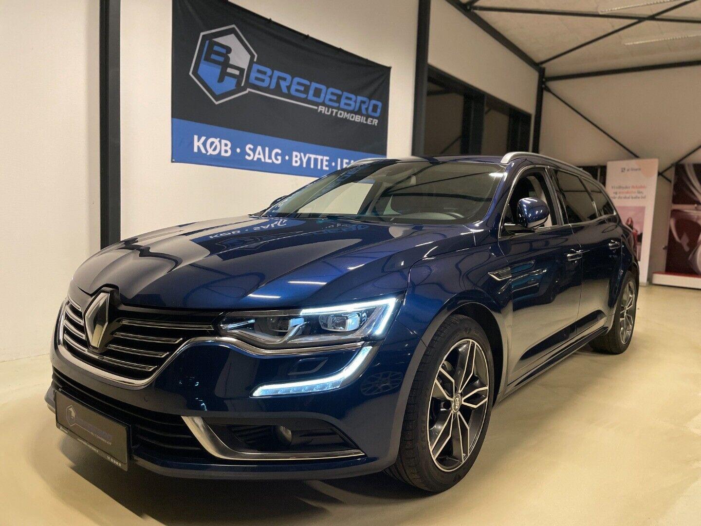 Renault Talisman 1,6 dCi 130 Zen Sport Tourer EDC 5d - 199.500 kr.