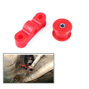 Prothane 8-1602 Red Shifter Stabilizer Bushing Kit