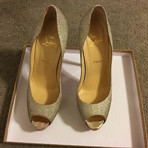 ea4a18c9cca Details about Christian Louboutin Red Bottom Shoes size 41
