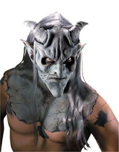 rubies costume reel fx gargoyle kit 100 latex halloween costumes one size grey