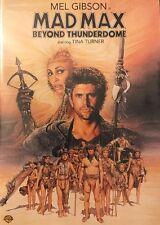 Mad Max Beyond Thunderdome (DVD,2009) Mel Gibson, Tina Turner [BRAND NEW SEALED]