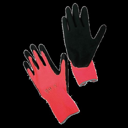 100% QualitäT 1 Handschuh Rot Für Kompressionsstrümpfe / Stützstrümpfe | Compressana