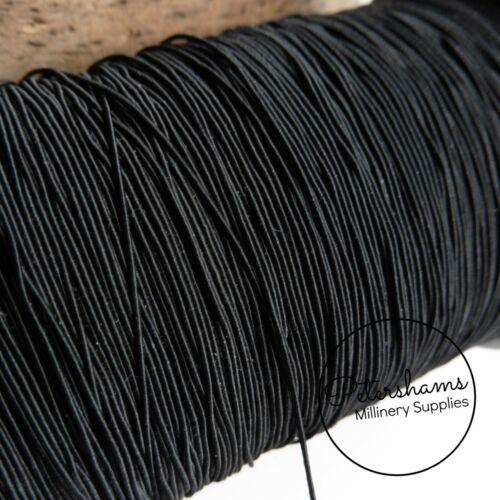 aprox 500m Rollo gigante Vintage Seda Artificial Cable de 1mm