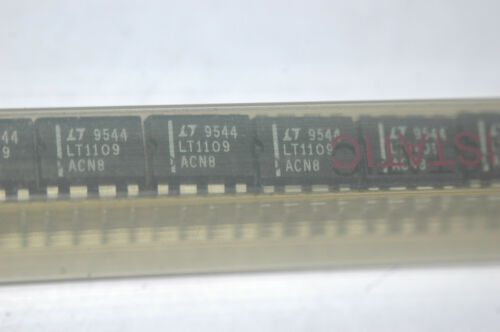 LINEAR TECH LT1109ACN8 8-Pin Dip Low Cost DC/DC Conveter IC New Quantity-3