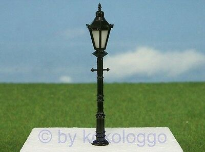 S324-5 Stück Wandlampen mit LED Höhe 3,5cm Straßenlampen Lampen