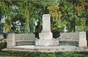 SYRACUSE-NY-Hamilton-S-White-Monument-1911