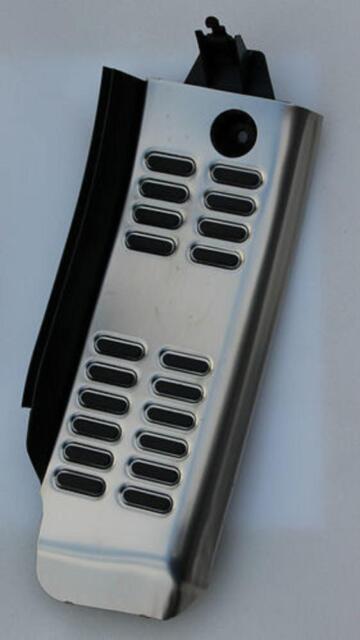Audi RS4 original footrest cover A4 8E 8H S4 B6 B7 pedal cover
