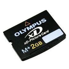 Original Olympus 2 GB XD-Picture Card Type M+, For Olympus & Fujifilm