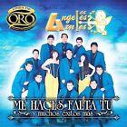 Me Haces Falta y Muchos Exitos Mas: Linea de Oro by Los Angeles Azules (CD, Mar-2007, Univision Records)