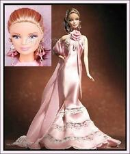2006 Badgley Mischka Collector Barbie Gold Label doll in Pink Gown J9180