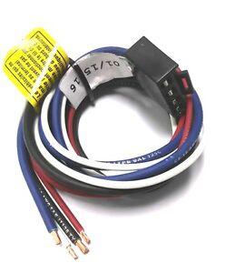 Trailer Brake Controller Plug For Prodigy P2 P3 Primus Iq Tekonsha