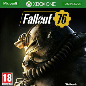 Details about Fallout 76 Xbox One Digital Key Code Region Free (No CD/DVD)