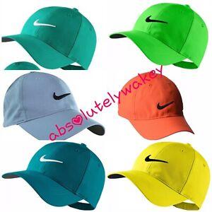 the cheapest huge discount half price Détails sur Nike Héritage 91 Tech Réglable Golf Casquette Unisexe Chapeau  Course Tennis Gym