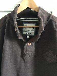 Men-s-Fat-Face-L-Sweatshirt-With-Button-Collar