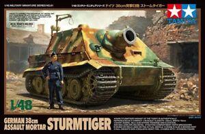 Tamiya 1/48 Sturmtiger Allemand Mortier d'Assaut 38cm # 32591