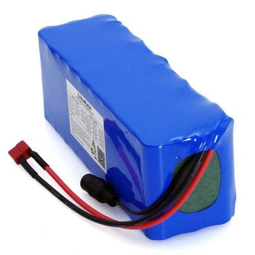 2A Charger Lithium Battery Motorcycle Electric Car Bike 36v 10000mAh 500W BMS