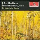 John Harbison - : The First Four String Quartets (2009)