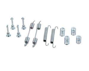 Complete Rear Parking Brake Hardware Kit for BMW 323i 1998-1999