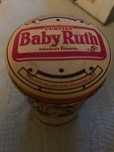 BABY RUTH CURTISS CANDY BAR AMERICA'S FAVORITE BEST BITE ...