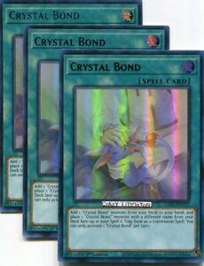 Purple Free Shipping LDS1-EN112 Near Mint Crystal Bond