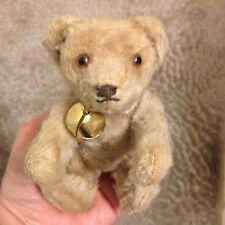 "Vintage 6"" STEIFF MOHAIR JOINTED TEDDY BEAR TOY ANIMAL 1950s NO ID CUTE LOOK NR"