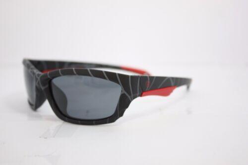 Smarty Junior Sports Kids Polarized Sunglasses Spiderman Grey 56mm S13514A