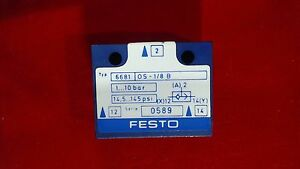 FESTO-6681-Typ-OS-1-8-B