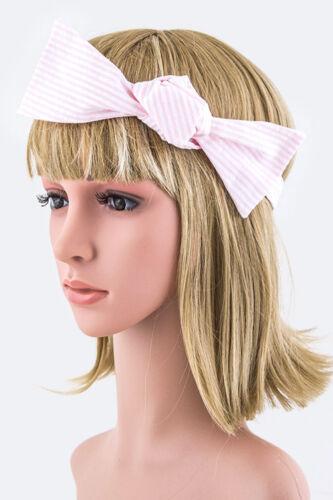 Self Tie Convertible Bow Tie Headband