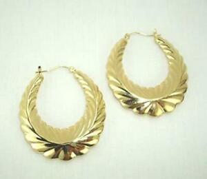 Large-18K-Gold-Plated-Fancy-Earrings-LIFETIME-WARRANTY