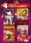 Movies 4 You More Sci Fi Classics Transpa 2013 DVD
