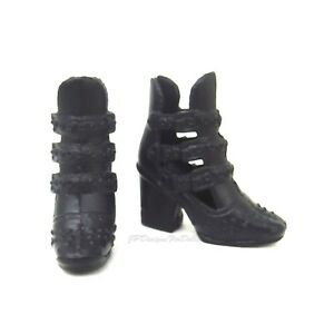 e572bfb878cd Image is loading Barbie-Fashion-Back-Ankle-Boots-Fashionistas-87-NEW-