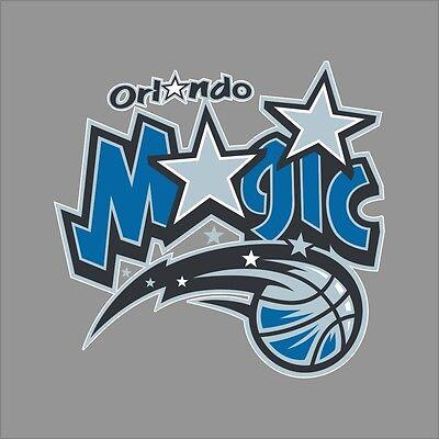 Orlando Magic NBA Logo Vinyl Decal Sticker